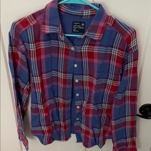 AE flannel. Size small